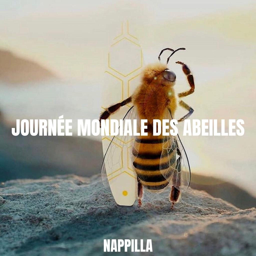 20 mai la journée des abeilles - écologie citoyenne